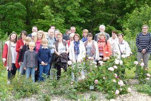 Sortie le Havre à la découverte d'AUGUSTE PERRET et visite des Jardins Suspendus 16 juin 2013