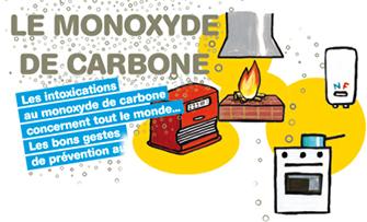 Comment éviter les intoxications au monoxyde de carbone