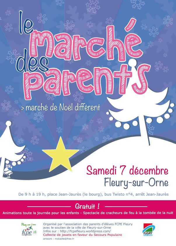 Le marché des parents