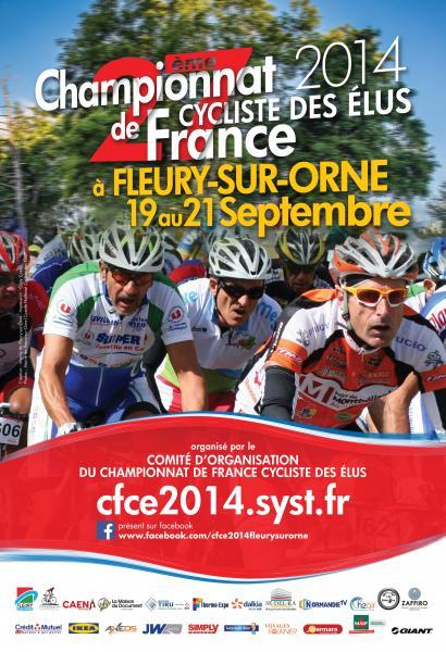 Affiche CFCE