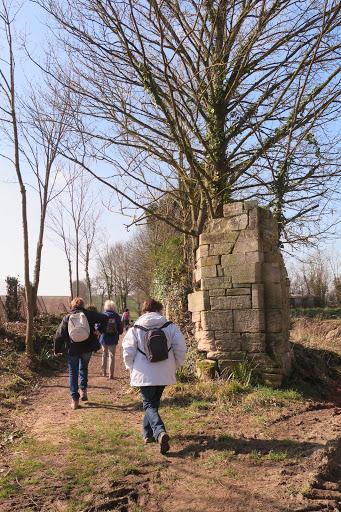 La randonnée du 8 mars à Secqueville-en-Bessin