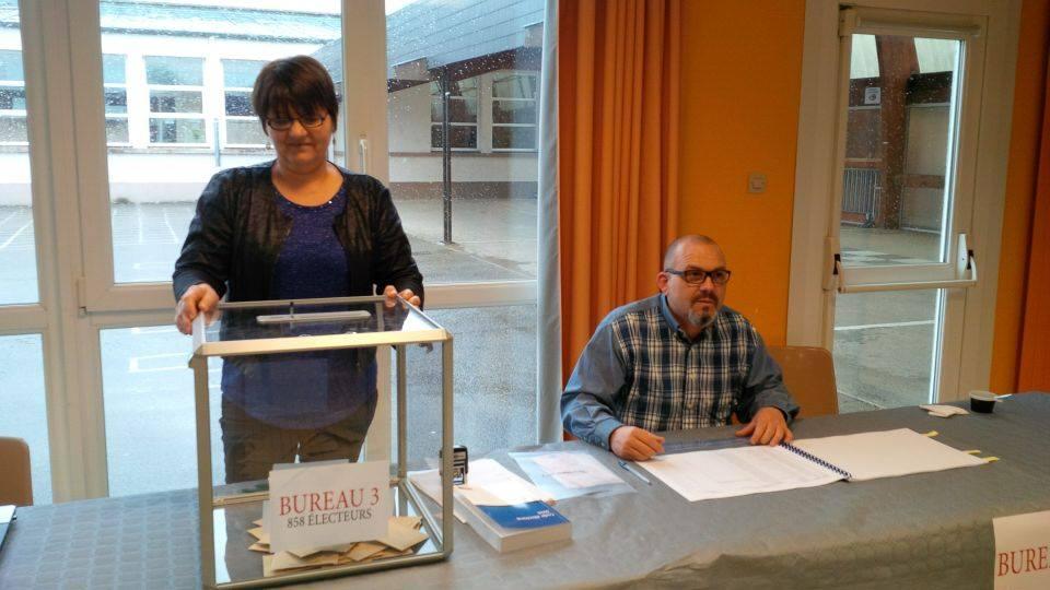 on vote