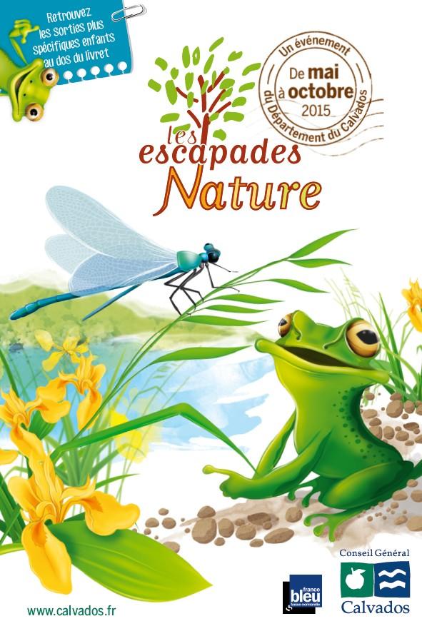 Escapades nature 2015