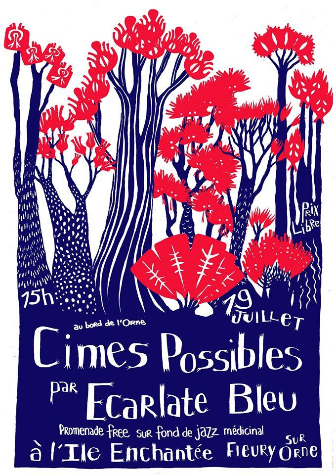 Cimes Possibles à l'Ile Enchantée, Fleury Sur orne
