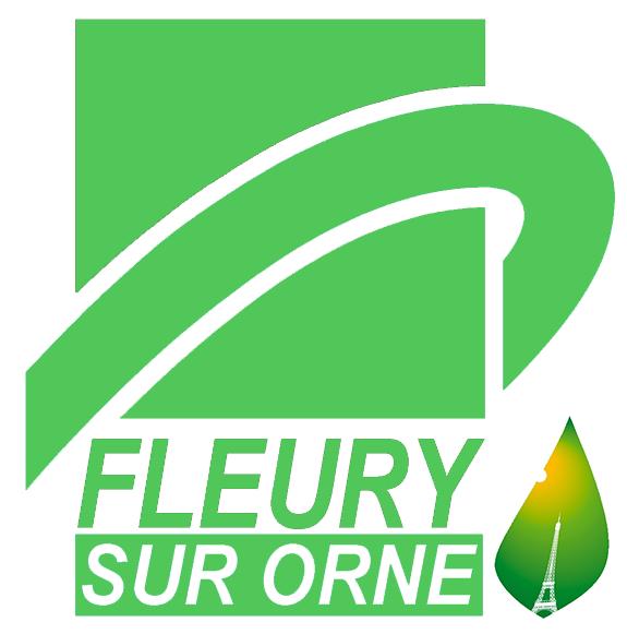 Logo Fleury-sur-Orne COP21