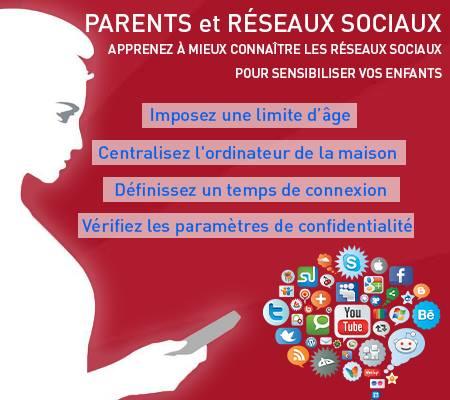 Parents et réseaux sociaux