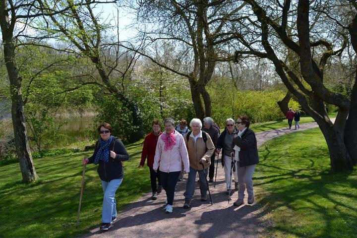 La promenade du 19 avril à Cormelles-Mondeville