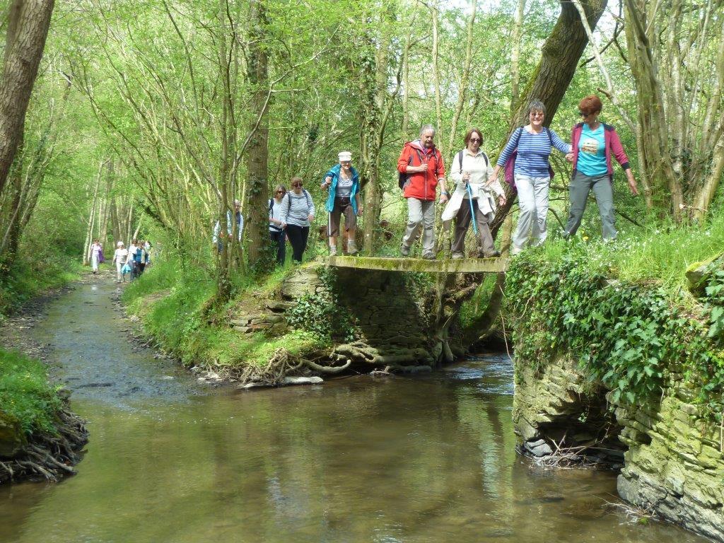 La randonnée du 8 mai au Locheur