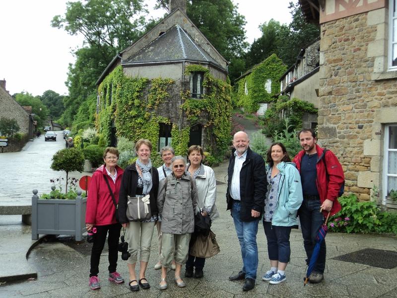Le Village de St Cénéri et les jardins de la Mansonnière