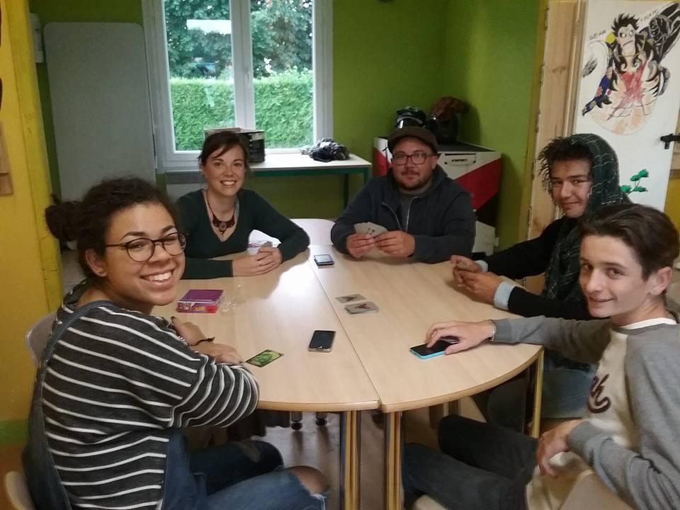 Soirée tacos au Projet Jeunes