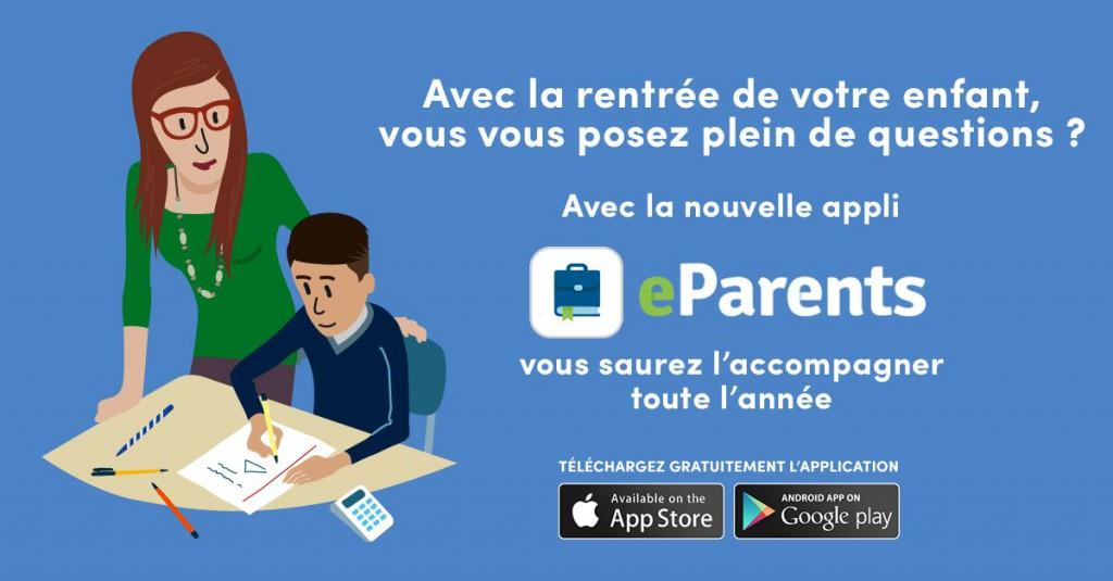 Appli eParents
