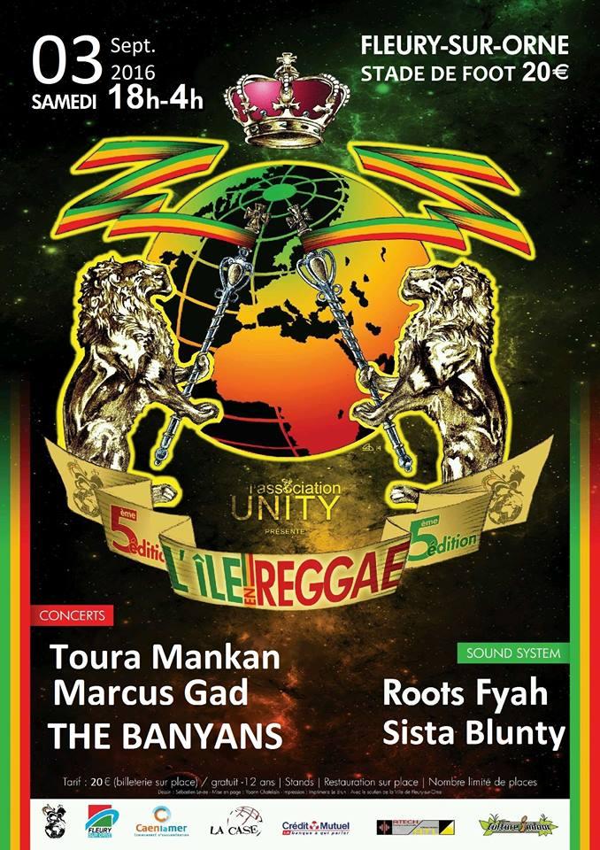 L'île en reggae 5 ème édition