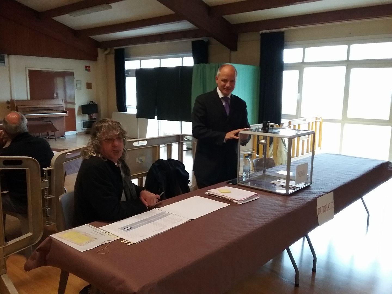H ouverture des bureaux de vote ville de fleury sur orne